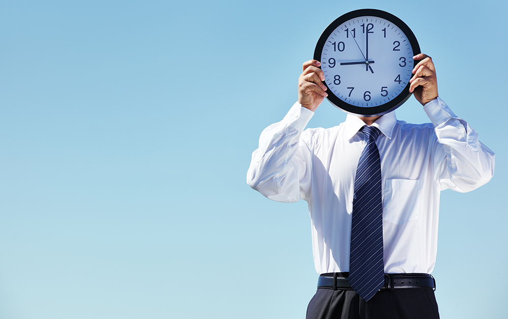 Top Ten Tips Managing Your Time