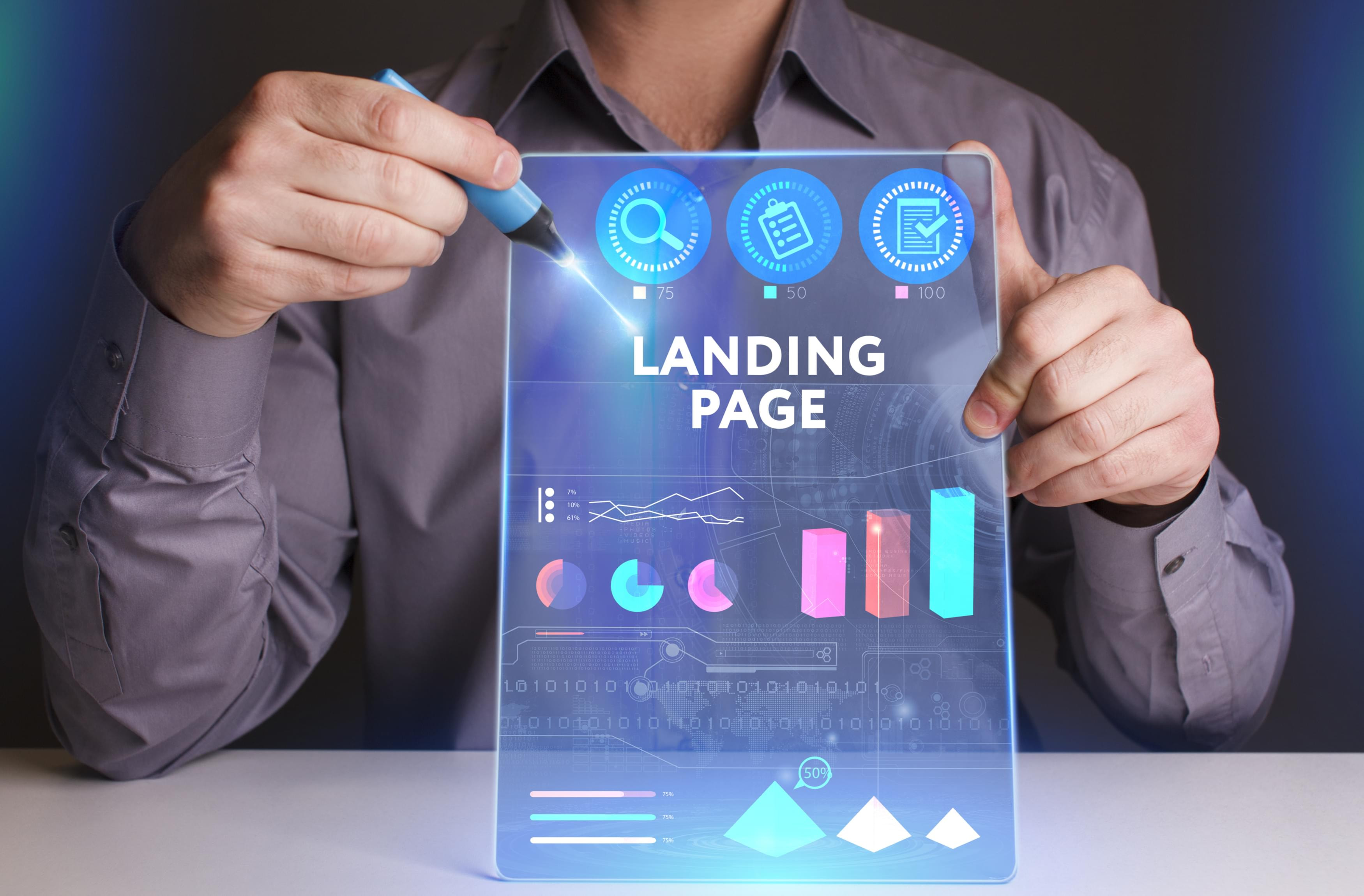 4 Essential Elements to a Successful Landing Page