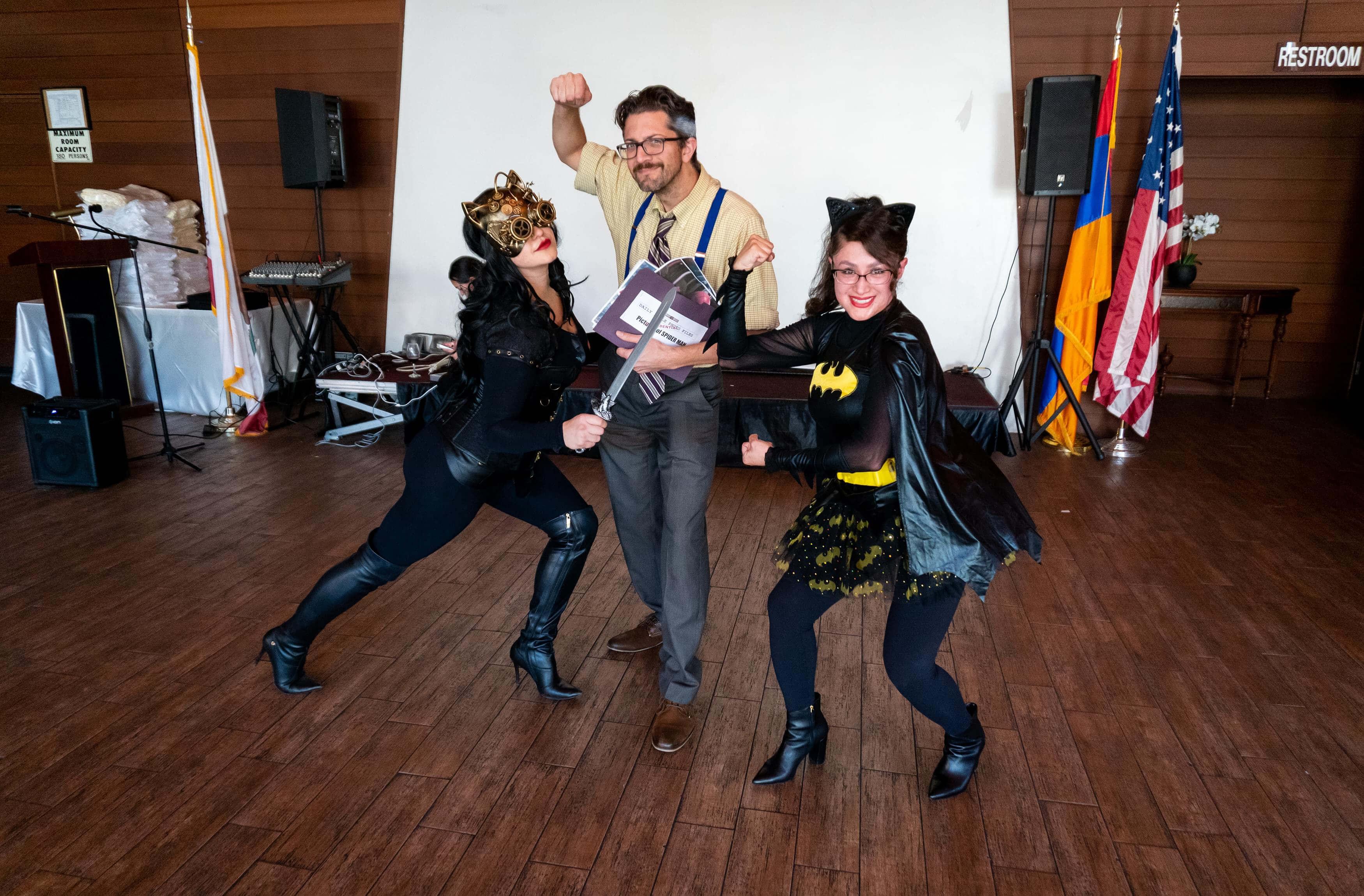 "Phonexa Celebrates a Super-Powered ""Infinity Halloween"""