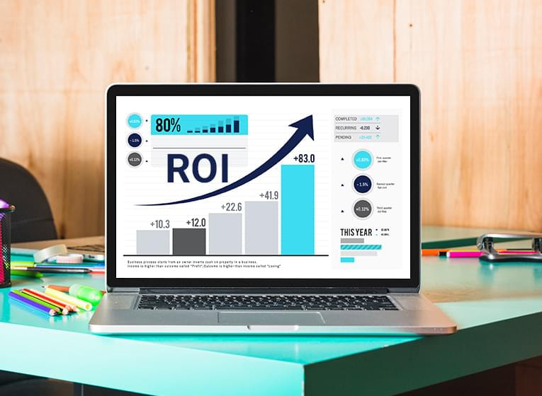 Increase ROI with Maketing Analytics