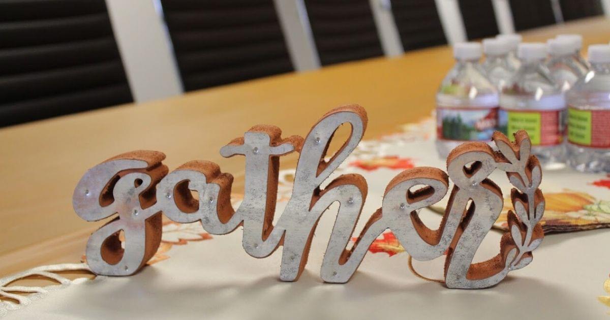 Pics from Thanksgiving party at Phonexa