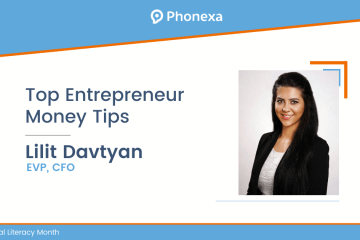 Top Entrepreneur Money Tips for Financial Literacy Month