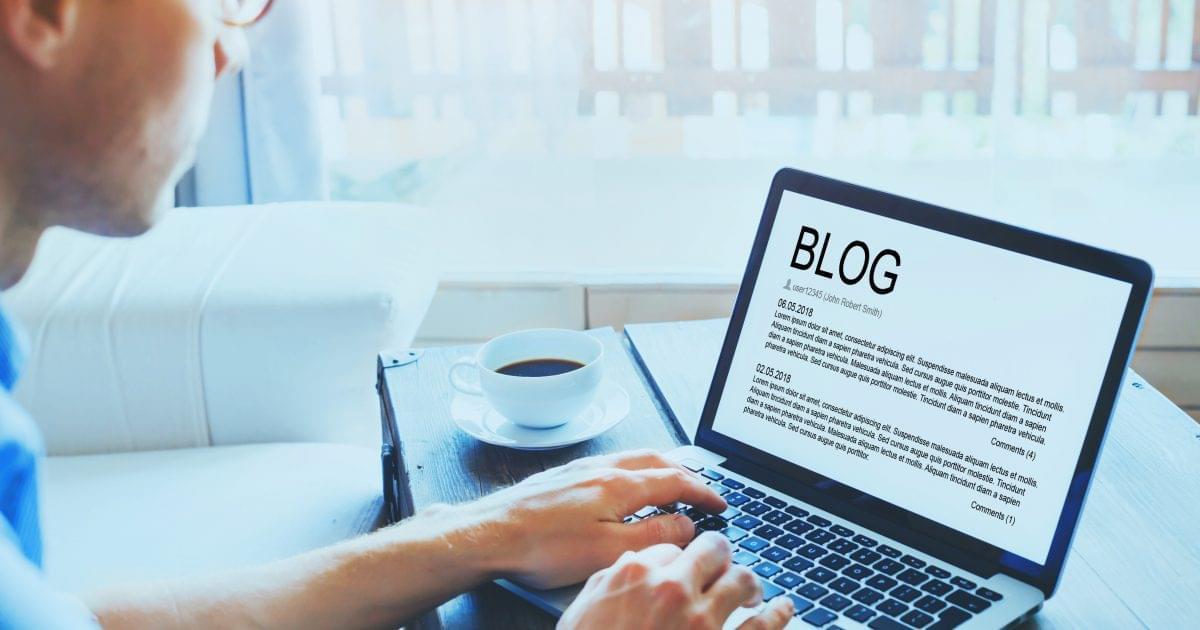 Content Marketing Spotlight How Do I Write a Blog Post