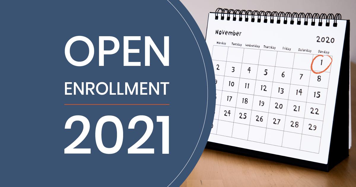 Open Enrollment Cover