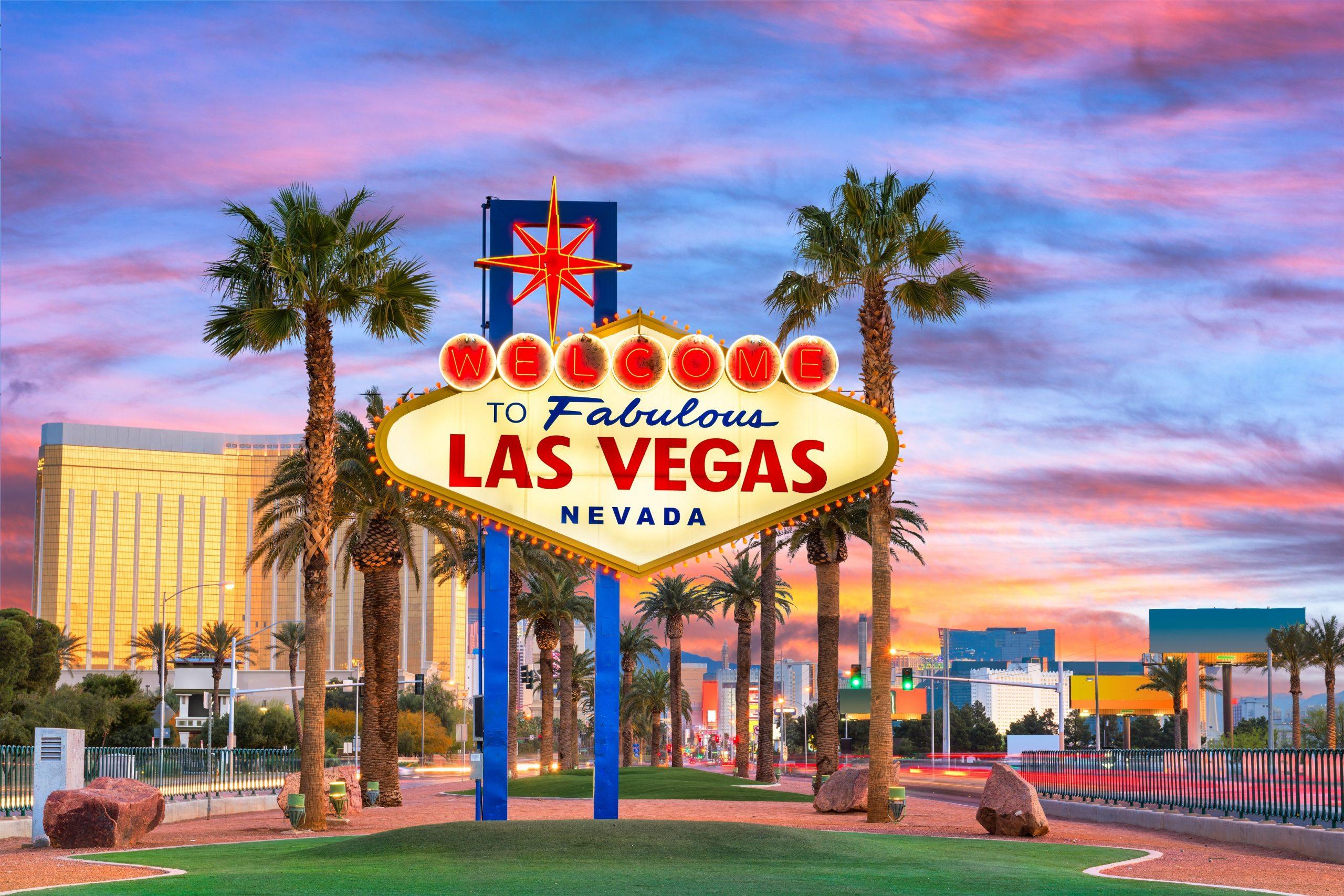 Las, Vegas Nevada